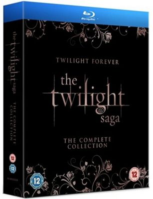 The Twilight Saga: The Complete Collection Blu-ray