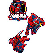 Spiderman Foam Peel and Stick - City