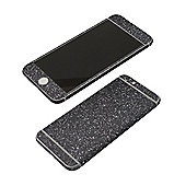 Tortoise™ Glitter Wrap for iPhone 6/6S. Black