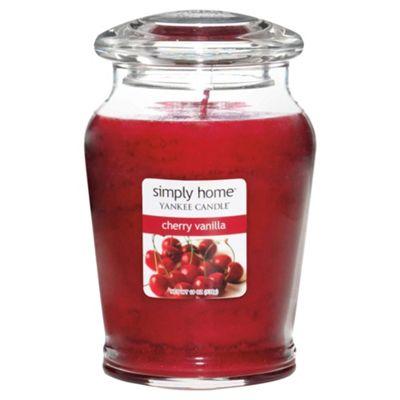 Yankee Candle Jar Cherry Vanilla, Medium