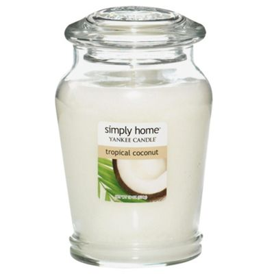 Yankee Candle Large Jar Tropical Frosting