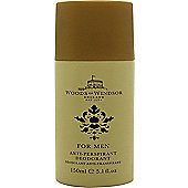 Woods of Windsor For Men Deodorant Spray 150ml
