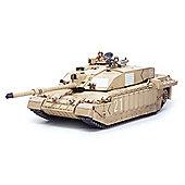 British Main Battle Tank Challenger 2 Desertised - 1:35 Scale Military - Tamiya
