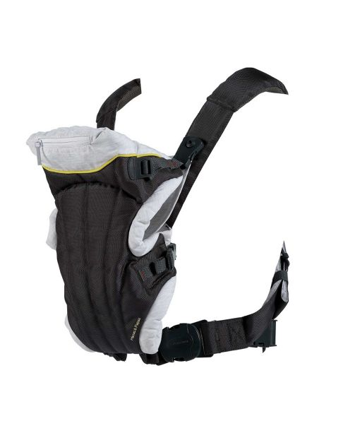 Mamas & Papas - Baby Carrier Deluxe - Charcoal