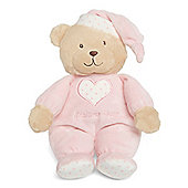 B Baby's Toy Pink Bedtime Bear