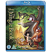 Jungle Book Blu Ray