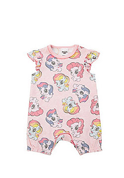 Hasbro My Little Pony Print Romper - Pink Multi
