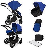 ickle bubba Stomp V2 AIO/Buggy Lights/Mosquito Net Travel System - Blue