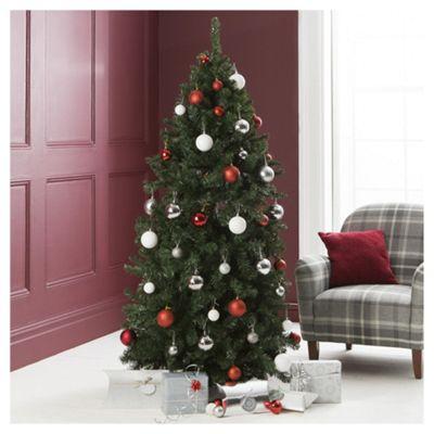 Festive Umbrella Christmas Tree, 6.5ft