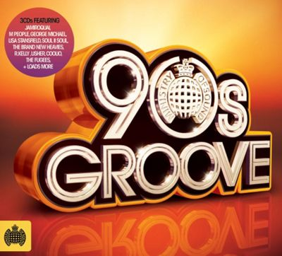 Ministry Of Sound: 90S Groove (3CD)