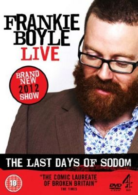 Frankie Boyle - The Last Days Of Sodom - Live (DVD)