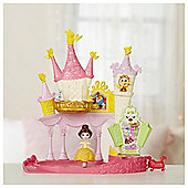 Disney Princess Little Kingdom Magical Movers Dance & Twirl Ballroom Belle Playset