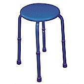 Multi-Purpose Adjustable Stool in Blue