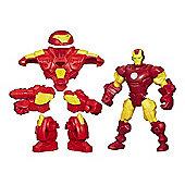Marvel Super Hero Mashers Iron Man Hulkbuster