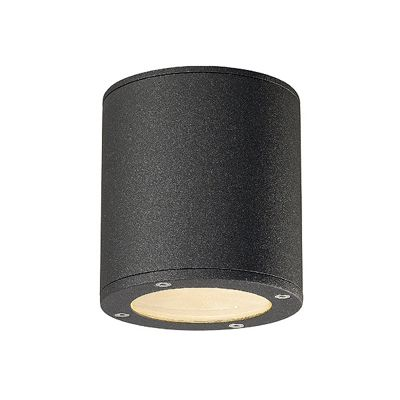 Sitra Ceiling Light Round Downlight Anthracite Max. 9W