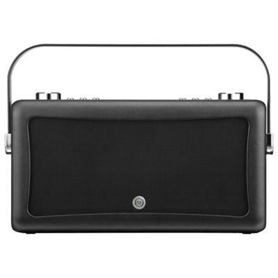 VQ Hepburn MKII DAB Radio & Bluetooth Speaker, black