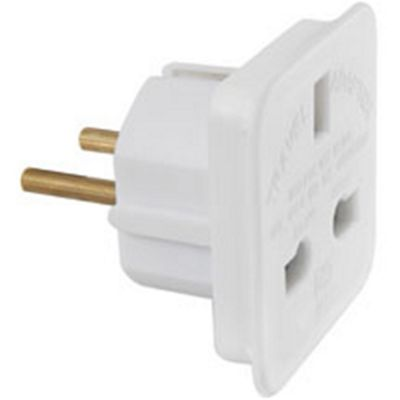 Travel Adaptor - UK to European