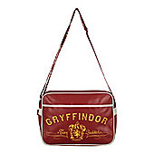 Harry Potter Gryffindor Retro Messenger Bag 40 x 30 x 12cm, Red