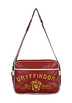 Harry Potter Gryffindor Retro Messenger Bag 40 x 30 x 12cm, Red