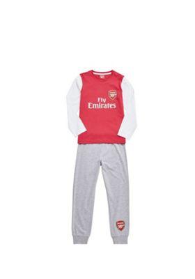 Arsenal FC Kit Pyjamas 8-9 years Red