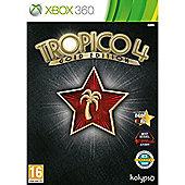 Tropico 4 Gold Edition - Xbox-360