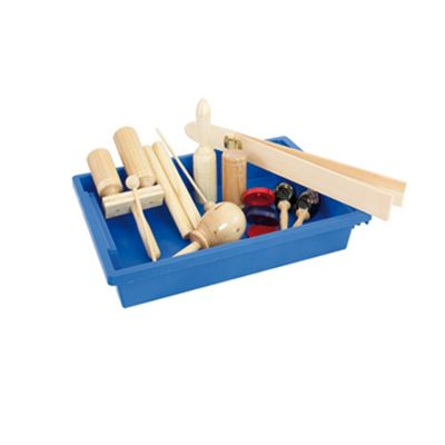 A-Star Wooden Percussion Kit