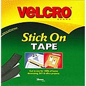 Velcro Stick N Stick 20mm - Black
