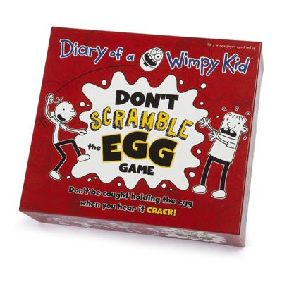 Diary of a Wimpy Kid - Don't Scramble The Egg Game