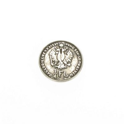 Dill Buttons 25mm Coin