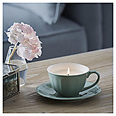 Fox & Ivy Earl Grey Luxury Scented Filled Teacup Candle