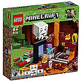 LEGO Minecraft The Nether Portal 21143