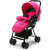 Mee-Go Feather Lightweight Stroller (Pink)