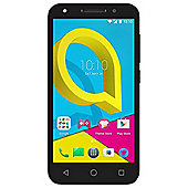 Tesco Mobile Alcatel U5 (4G) Cocoa Grey