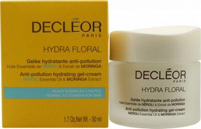 Decleor Hydra Floral Anti-Pollution Hydrating Gel-Cream 50ml