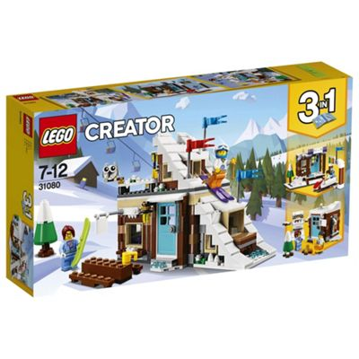 LEGO Creator Modular Winter Vacation 31080