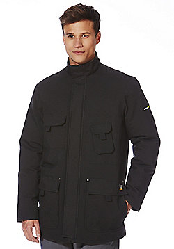 Rhino Workwear Padded Coat - Black
