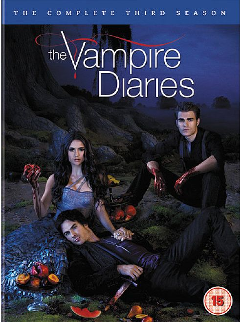 The Vampire Diaries - Series 3 - Complete (DVD Boxset)