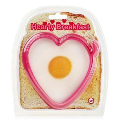 Heart Egg Mould