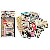 Titanic - Replica Memorabilia Pack