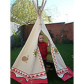 Wigwam Teepee Play Tent Children's Tipi