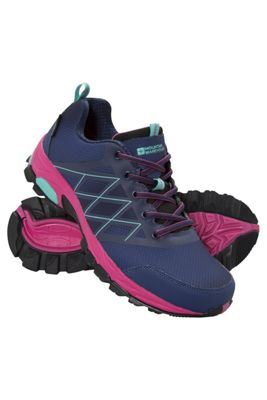 Mountain Warehouse Springbok Womens Waterproof Running Shoes ( Size: Adult 04 )