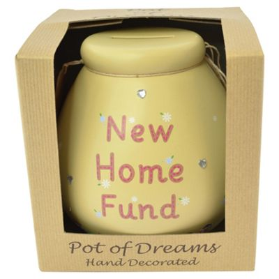 New Home Fund Pot of Dreams