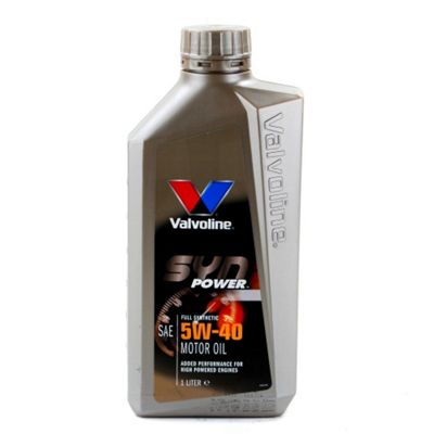 Synpower Fully-Synthetic 5W40 Engine Oil (1 Litre)