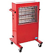 Prem-i-air 2 kW Commercial Mobile Halogen Heater