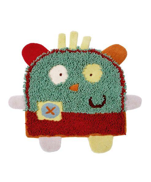 Mamas & Papas - Gingerbread - Monster Rug