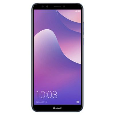 Tesco Mobile Huawei Y7 2018 Blue