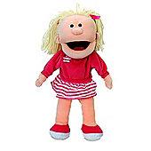 Fiesta Crafts 33cm Girl Hand Puppet