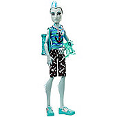 Monster High Shriekwrecked Shriek Doll Mates Gillington Gil Weber