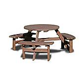 Uppingham picnic bench - 6 Seater