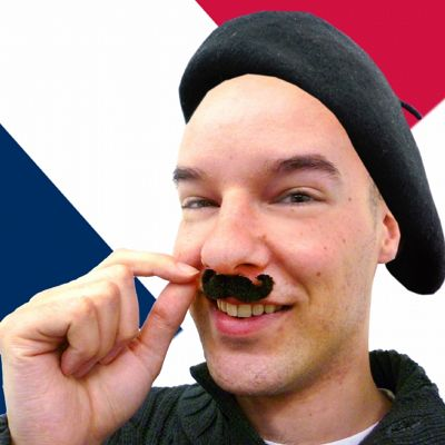 Fake Moustaches - International Collection